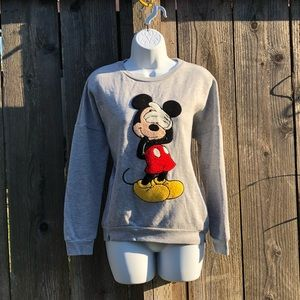 Mickey Pullover Sweater!